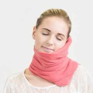 Подушка-шарф