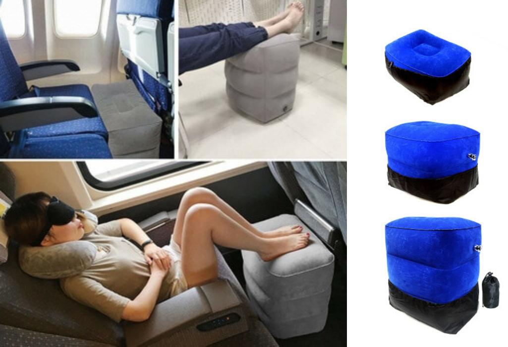 Надувные подушки для путешествий