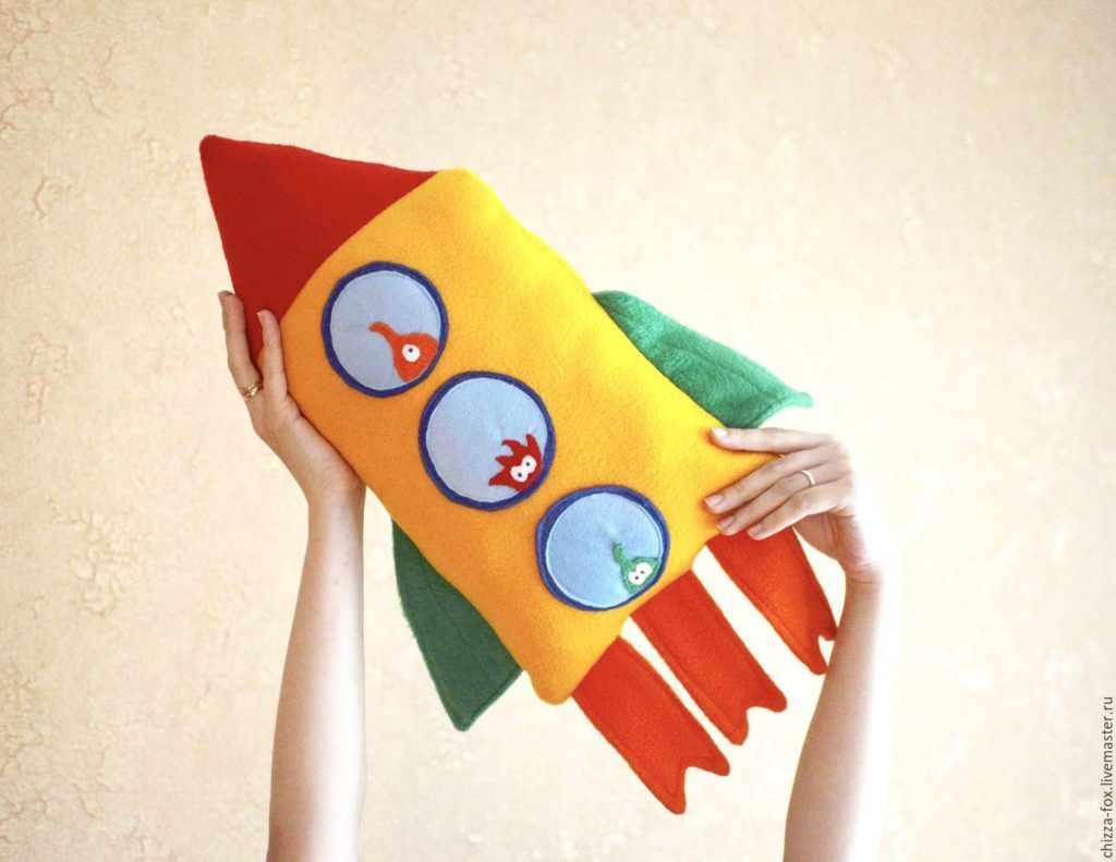 Подушка ракета