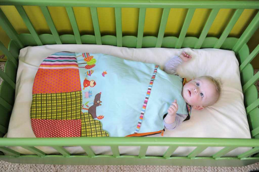 модели мешков для сна для новорожденных