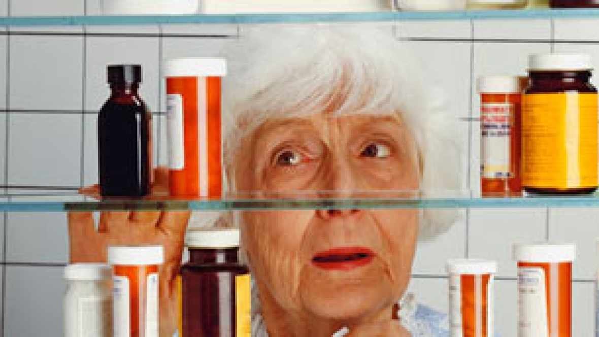 Аптечка пенсионера