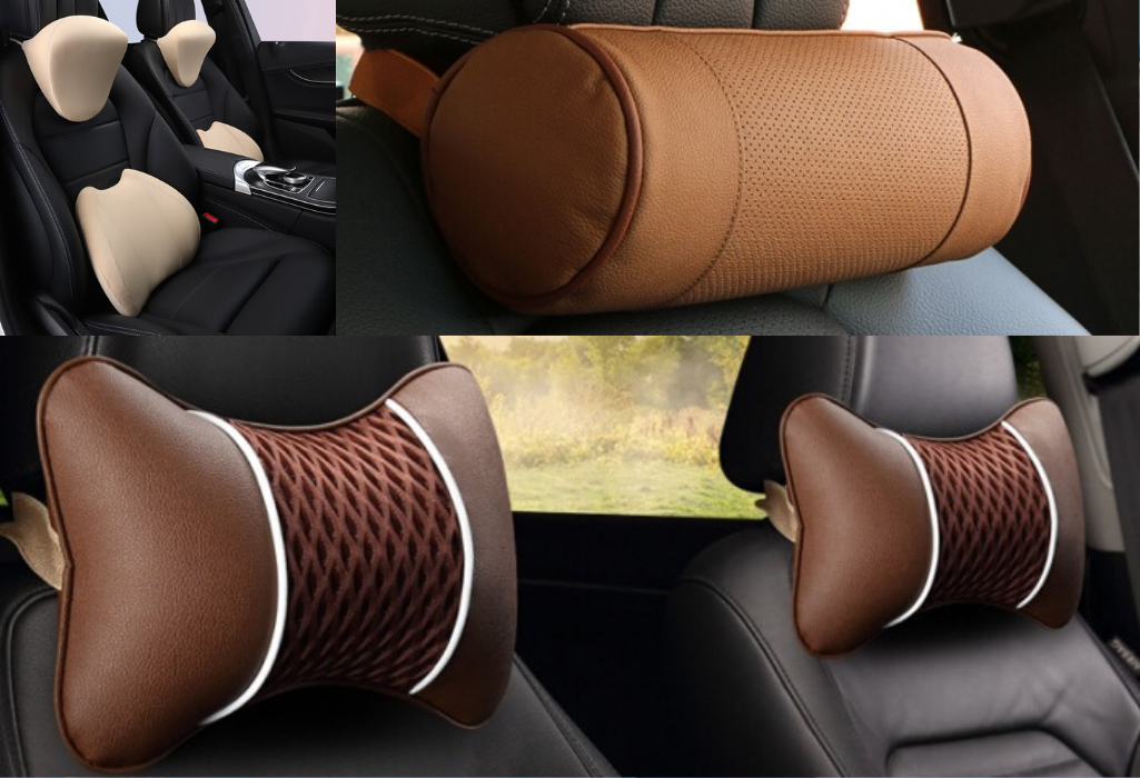 Ортопедические подушки в машину