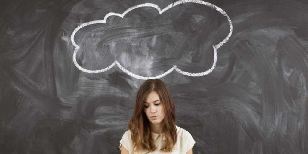 Игнор лечения приведет к негативному мышлению / Фото Nandita Bhattacharya successcanary.com