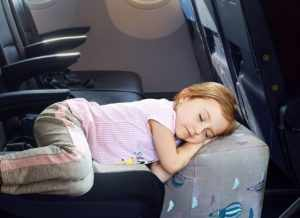 Надувная подушка в самолет