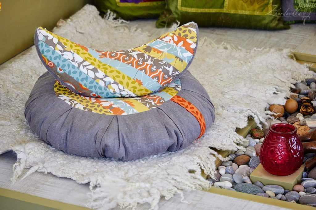 место для медитации перед сном